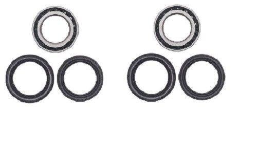 Both Rear Wheel Axle Bearing Seal Kit Honda TRX680FA Rincon 4x4 2015 2016