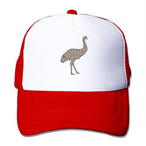 Flightless Birds Emu Mesh Trucker -