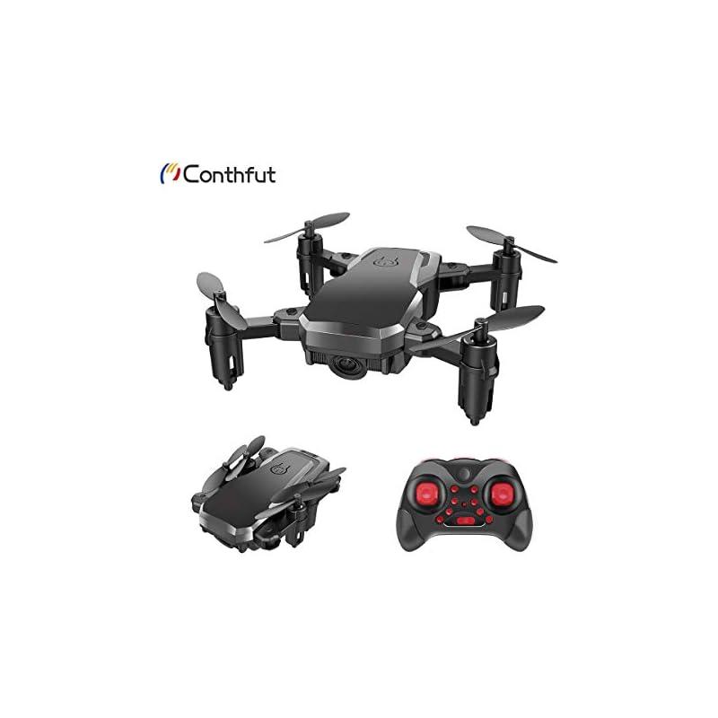 Mini Quadcopter Drone, Conthfut C16 RC N