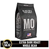 Murdered Out Extra Dark Roast (Italian) Whole Bean Coffee by Black Rifle Coffee Company | 12 oz Bag of Premium Gourmet Specialty Coffee | Perfect Coffee Lovers Gift