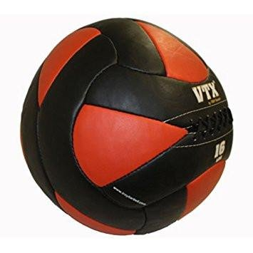 Troy Barbell & Fitness VTX USA Leather Wall Ball 16lbs by VTX