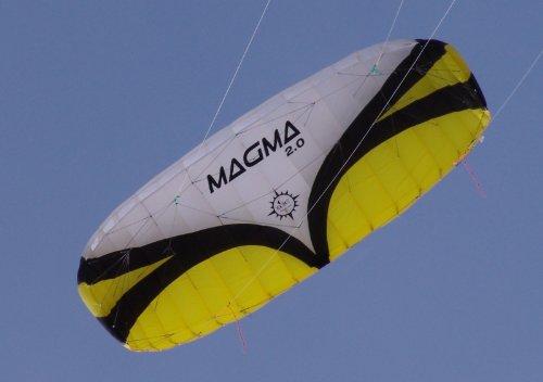 Elliot Magma 2, Tractionkite Grösse 2,0