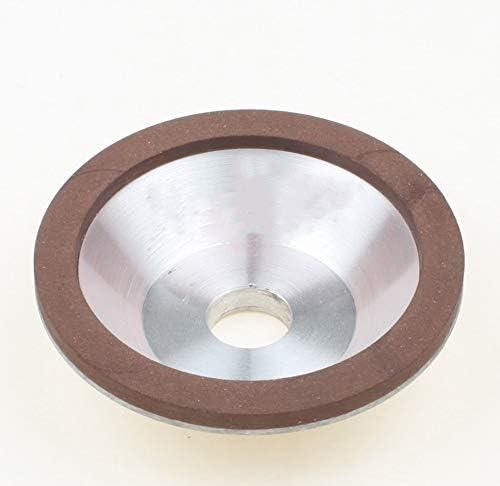 FLY MEN 100mm Diamond Grinding Wheel Cup 180 Grit Cutter Grinder for Carbide Metal