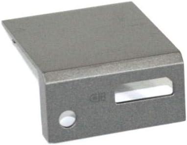 Dell FX135 Latitude E6400 Hinge Cover Left - FX135