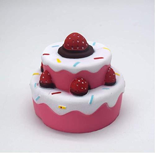 Sensational Squishy Stress Toys Slow Rising Birthday Cake Price In Uae Birthday Cards Printable Inklcafe Filternl