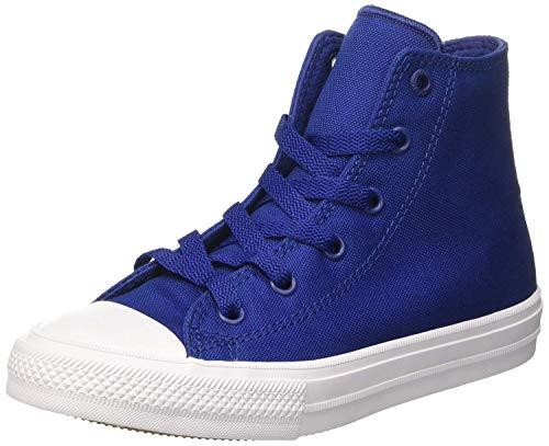 - Converse Kids Unisex Chuck Taylor All Star II Hi (Little Kid) Sodalite Blue/White/Navy 12 M US Little Kid
