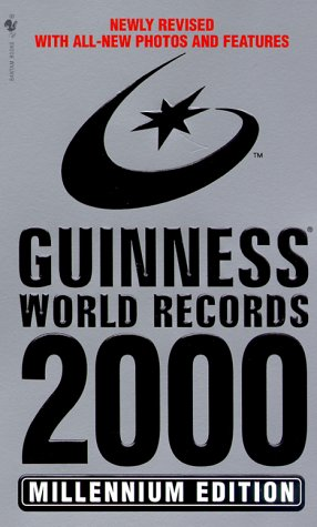 (Guinness World Records 2000 (Guinness Book of Records, 2000))