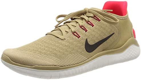 Nike Free Rn 2018, Men's Running Shoes, Beige (Beige 201