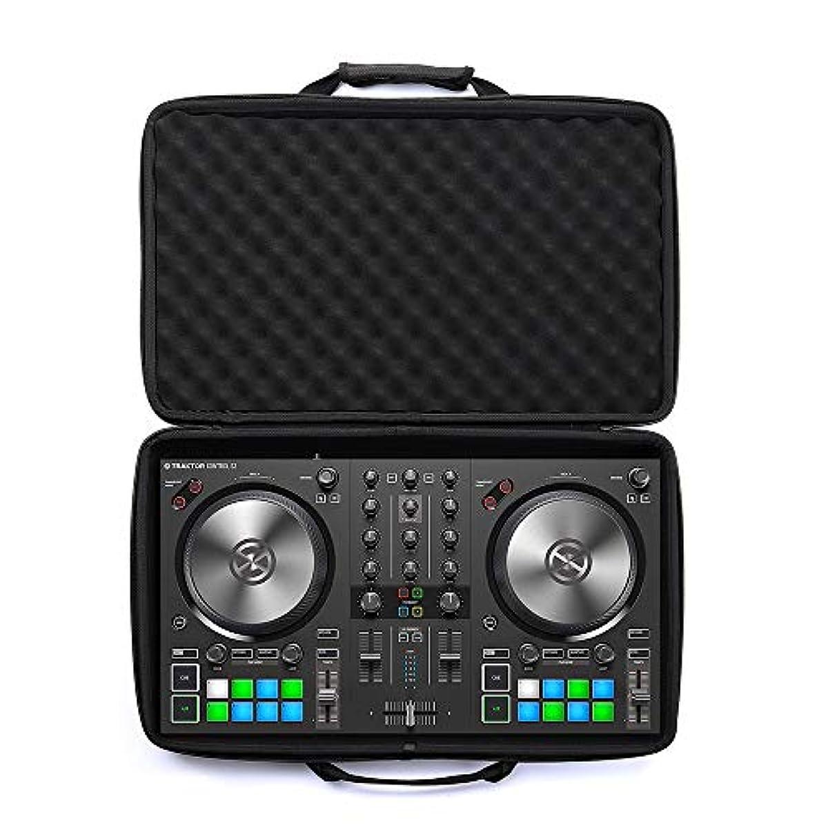 [해외] 보호 박스 FOR PIONEER DJ 파이오니아/DDJ-400 DJ콘트롤러 DDJ-SB2 DDJ-SB3 수납 케이스