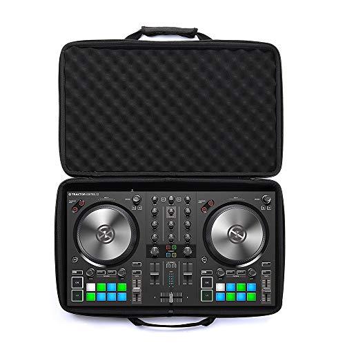 Esimen Hard Case for Native Instruments Traktor Kontrol S2 Mk3 DJ Controller (Black)