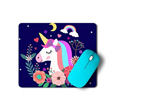 Ashani Creation Unicorn Printed Mouse Pads [Rubber] [for Men & Women][for Boy & Girl][Computer Laptop Accessory] by…