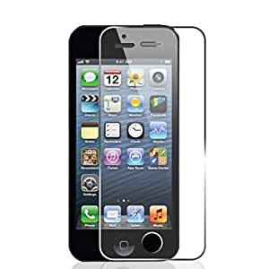 Pimboft 2.5D Tempered Glass Screen Protector for iPhone 4, 4S with Rounded Edges 9H Hardness