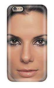 Awesome Case Cover/iphone 6 Defender Case Cover(0242 Celebrity Sandra Bullock)