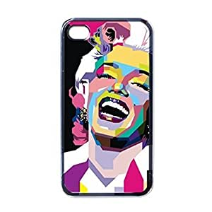 Marilyn Monroe for iPhone 4/4s protective Durable case