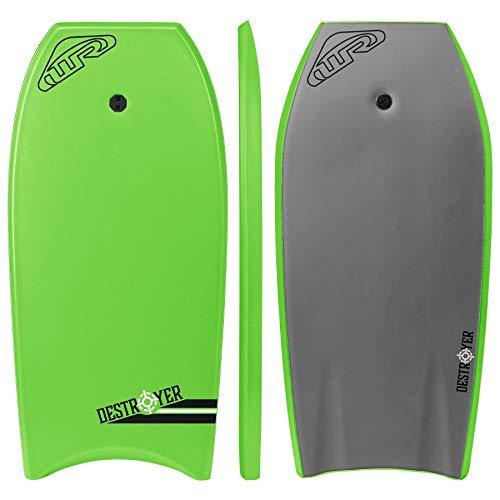 Wave Rebel Destroyer 48″ Bodyboard Size: 48 Green