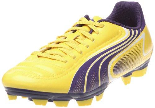 Puma V6-11 Ifg - Zapatillas de deporte Unisex adulto Amarillo - amarillo