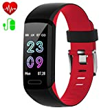 Fitness Tracker, Kilponen Activity Tracker Watch with Heart Rate Monitor Blood Pressure Monitor