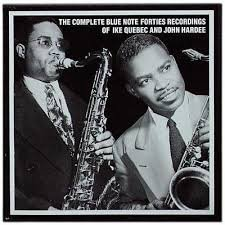 the-complete-blue-note-forties-recordings-of-ike-quebec-and-john-hardee-audio-cd-compact-disc-set