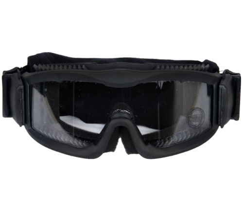 OFT TACTICAL VENTED SAFETY GOGGLES Googles Glasses Eye Wear ()
