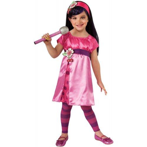 Strawberry Shortcake Cherry Jam Costume, Toddler ()