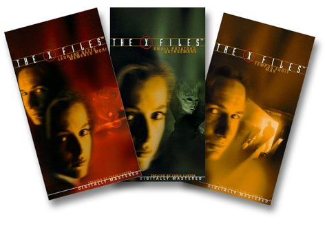 The X-Files - Wave 8 Triple Pack [VHS]