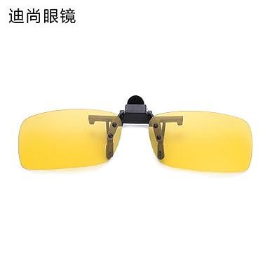 YLNJYJClip Polarizado En Gafas De Sol Hombres Mujeres Sin ...