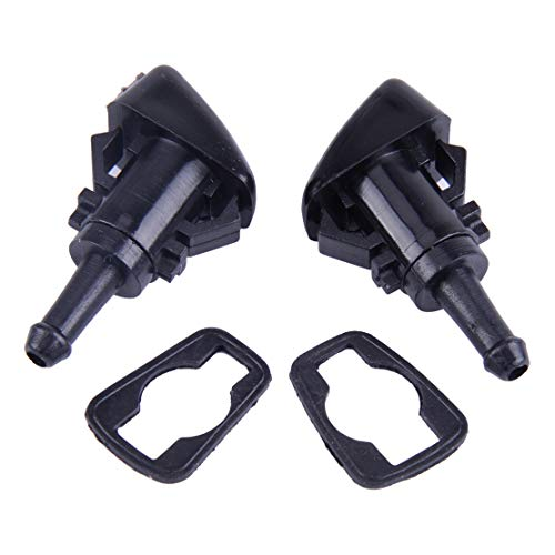 CITALL Front Windshield Washer Nozzle Jet: