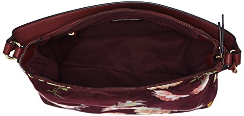 Red Gabor Shoulder Bag Women's Gabor 48 Women's Yuki Wine HqfFv