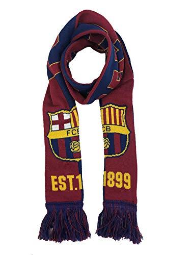FC Barcelona Double Sided Soccer Scarf ()
