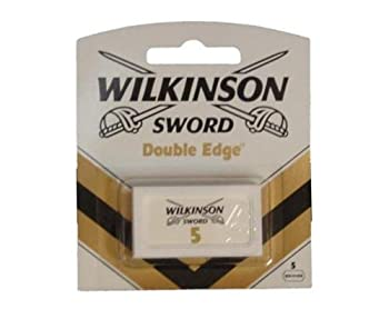 Wilkinson Sword Double Edge Blade 5 in Pack ( Pack of 6) 30 Razors Total