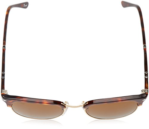 33 PO3132S Gestell Multicolore Sonnenbrille Havana Persol Gläser Braun 24 P8qRgZxZ
