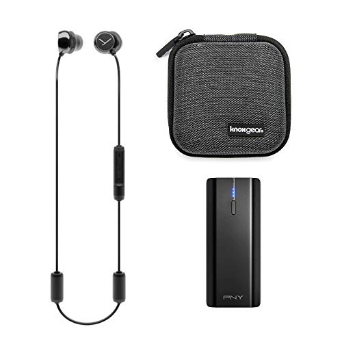 (Beyerdynamic Blue Byrd Bluetooth in-Ear Headset Bundle (Includes Extra Hardshell Earbud case and Portable)