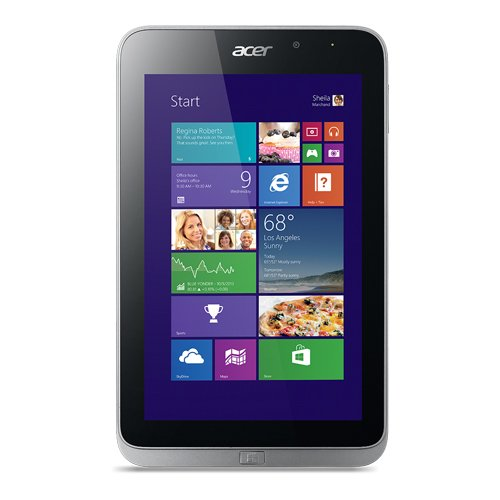 Acer Iconia NT.L31AA.009;W4-820-2882 8-Inch 64 GB Tablet
