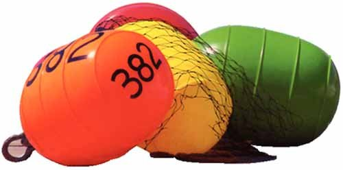 Taylor Made Products 54019 The Spoilertm Inflatable Low Drag Buoys by Taylor Made Products
