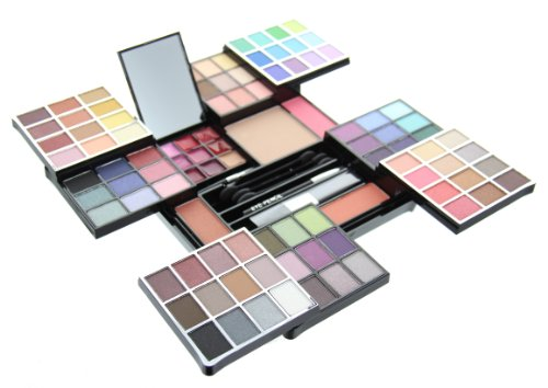 BR 2012 Complete Makeup Kit Runway Colors 252 by BR
