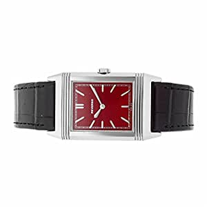 Jaeger LeCoultre Reverso mechanical-hand-wind mens Watch Q278856J (Certified Pre-owned)