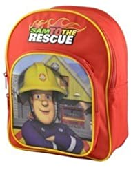Fireman Sam Backpack School Bag
