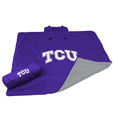 NCAA TCU Horned Frogs Weather Blanket