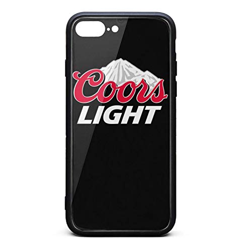 Coors-Light-Logo- Phone Case for iPhone 7Plus / 8Plus TPU Full Body Protection Perfectly fit Anti-Scratch Fashionable Glossy Anti Slip Thin Shockproof Soft Case (Coors Light Case)