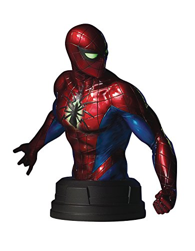 Entertainment Earth Spider-Man Mark IV Suit Mini Bust
