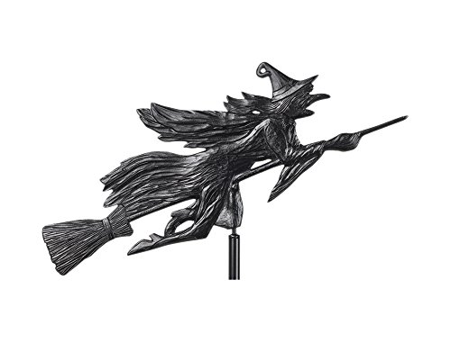 Whitehall Flying Witch Garden Weathervane By Products ()