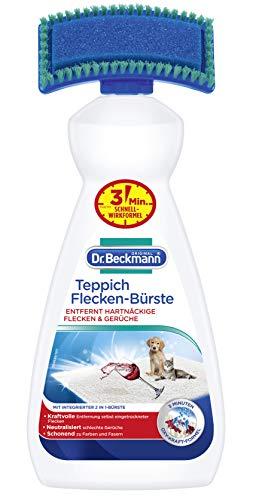 Dr. Beckmann Teppich Flecken-Bürste (1x 650 ml), Teppichreiniger zur Entfernung selbst hartnäckiger Flecken und Gerüche…