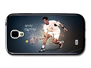 AMAF ? Accessories Andy Murray Playing Scottish Tennis Player case for Samsung Galaxy S4