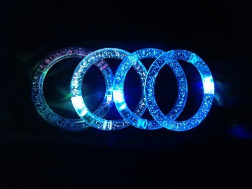 LED Flashing Glow Bracelet Bangle (Set of 3) [battery operated; glow bracelet; glow stick]
