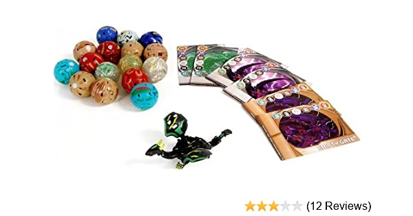 Bakugan Battle Balls & Cards Set [Toy]