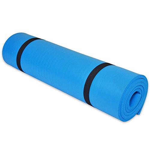 YOGA Accessories 3/8'' Pilates Aero Yoga Mat