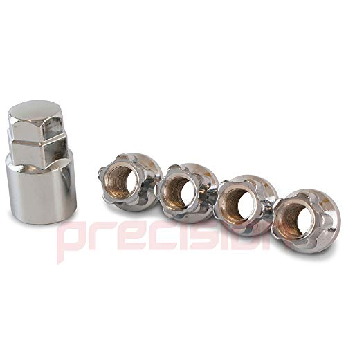 Chrome Locking Alloy Wheel Nuts for Ǹissan Elgrand Part No.N4135