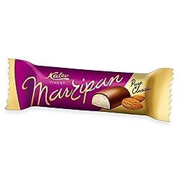 Kalev Finest Marzipan Bar with Chocolate Glaze 16 X 1.4oz/ 40g