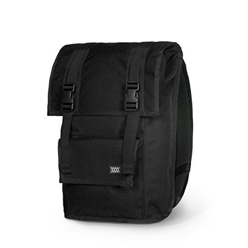 Mission Workshop Sanction 20L (1,250 cu.in) Rucksack Backpack, Black