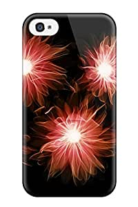 New Arrival Cover Case With Nice Design For Iphone 4/4s- Artistic